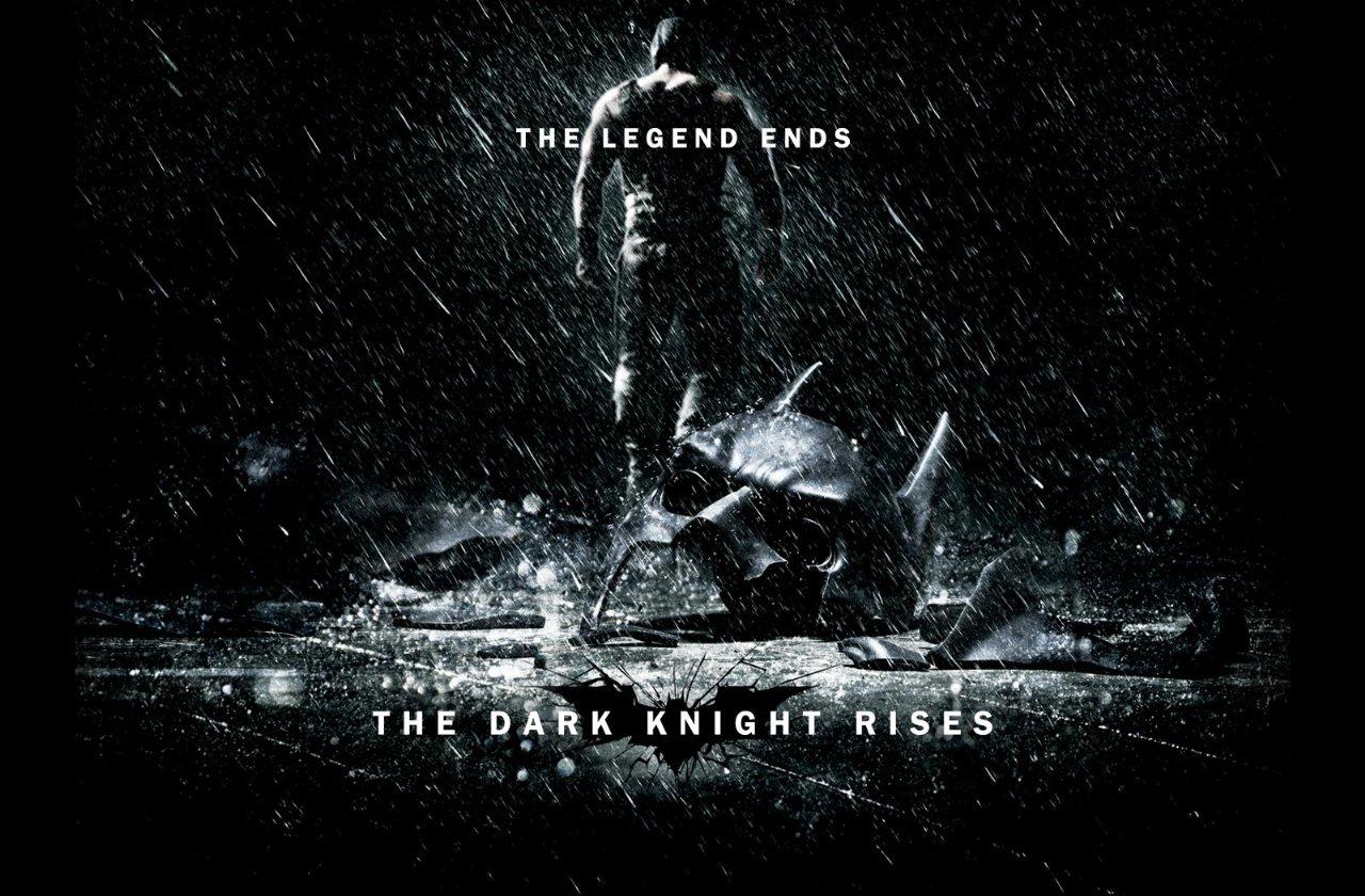 The Dark Knight Rises Wallpaper 1