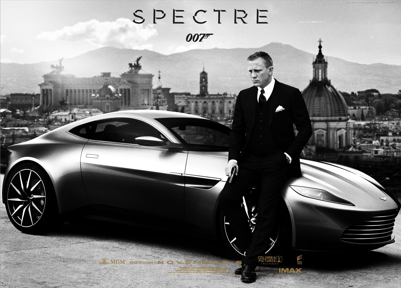007 Spectre wallpaper 5