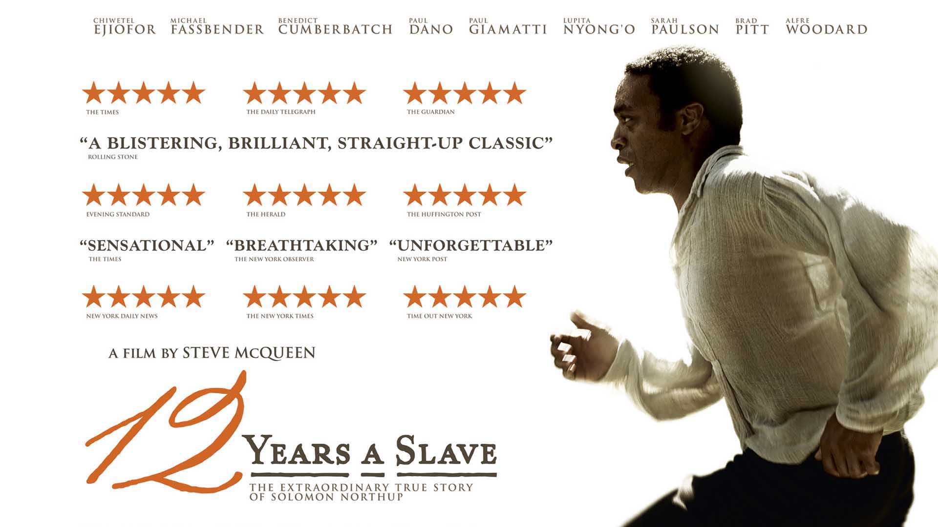 12 Years a Slave wallpaper 1