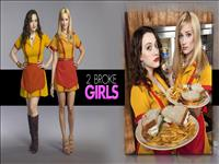 2 Broke Girls wallpaper 4