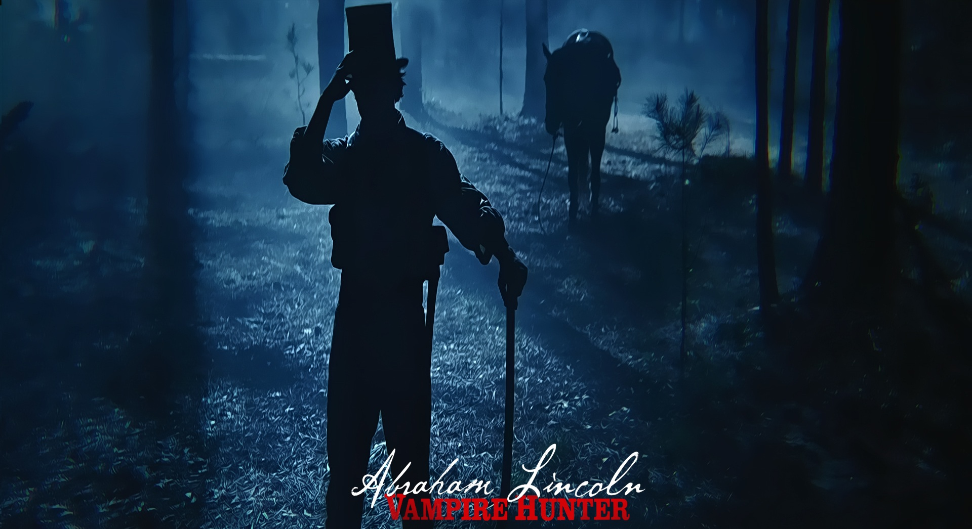 Abraham Lincoln Vampire Hunter wallpaper 2