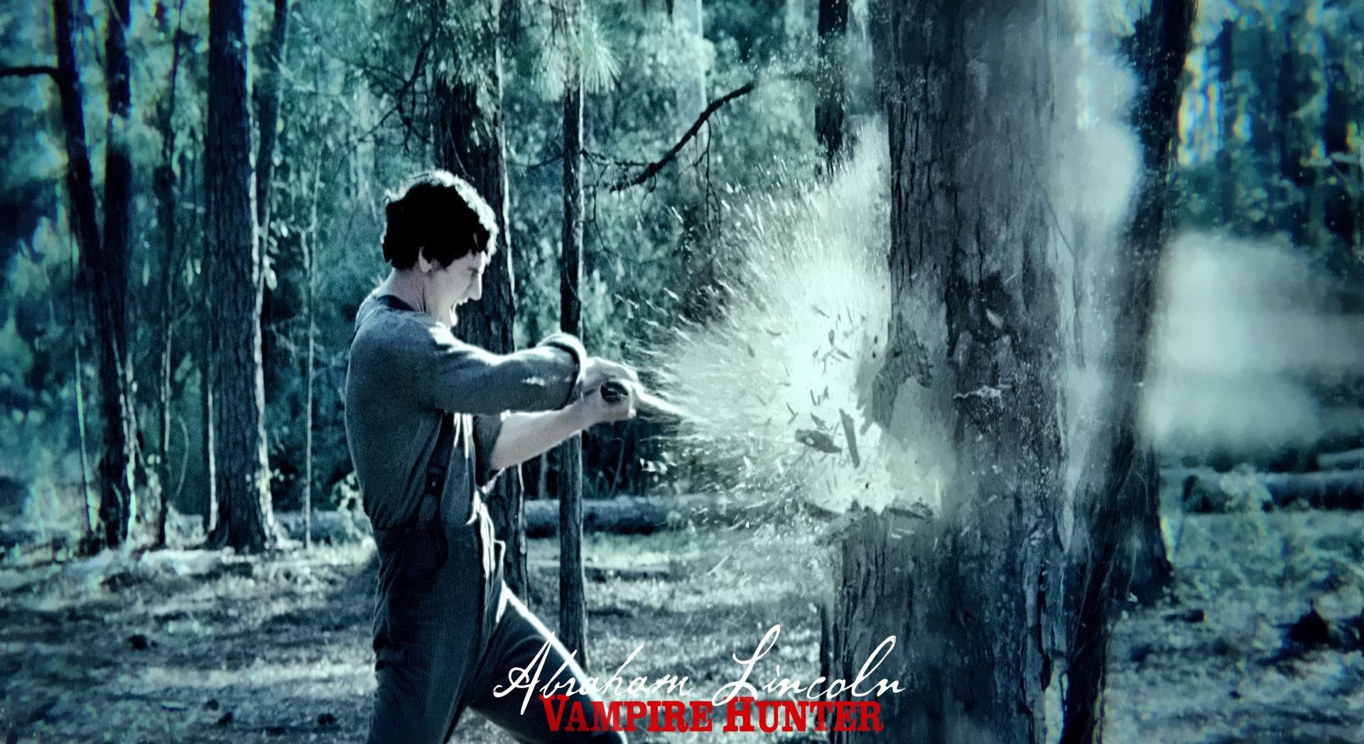 Abraham Lincoln Vampire Hunter wallpaper 3