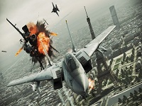 Ace Combat Assault Horizon wallpaper 3