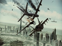 Ace Combat Assault Horizon wallpaper 6