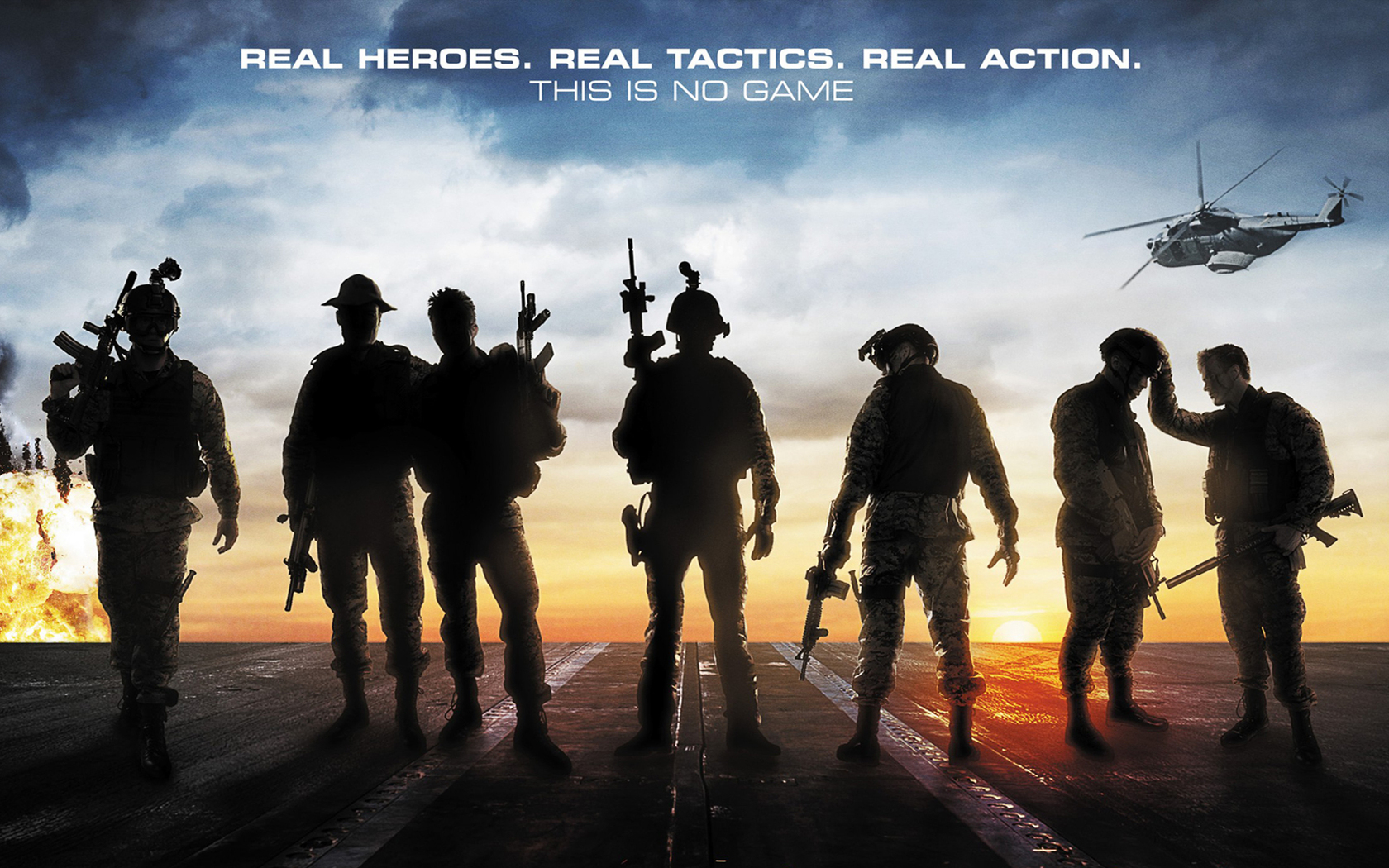 Act of Valor wallpaper 3