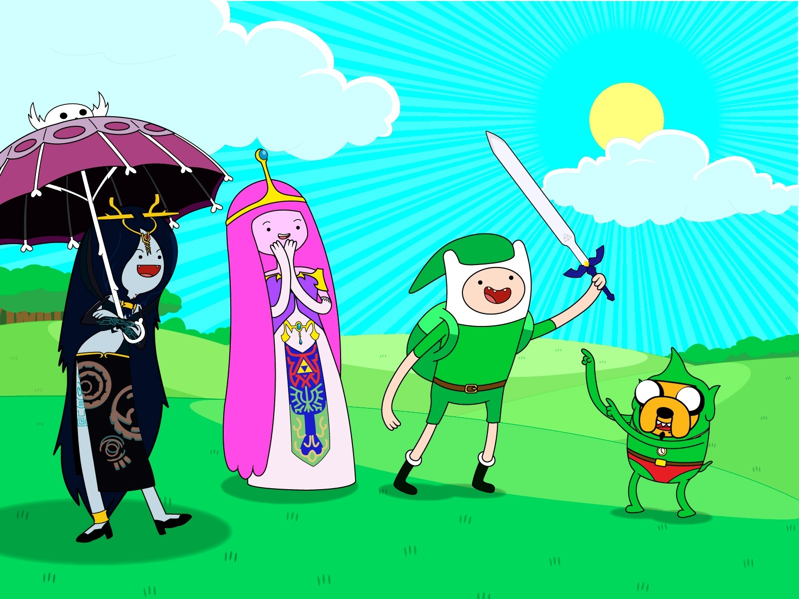 Adventure Time wallpaper 10