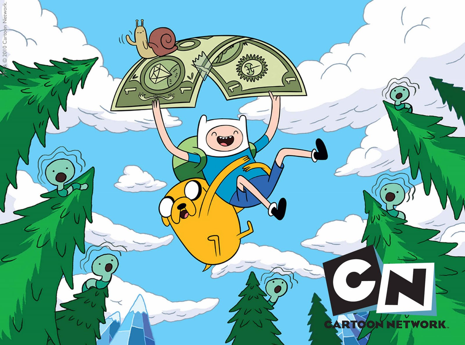 Adventure Time wallpaper 12