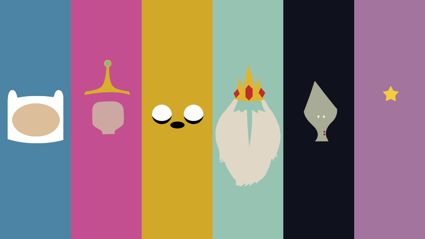 Adventure Time wallpaper 16