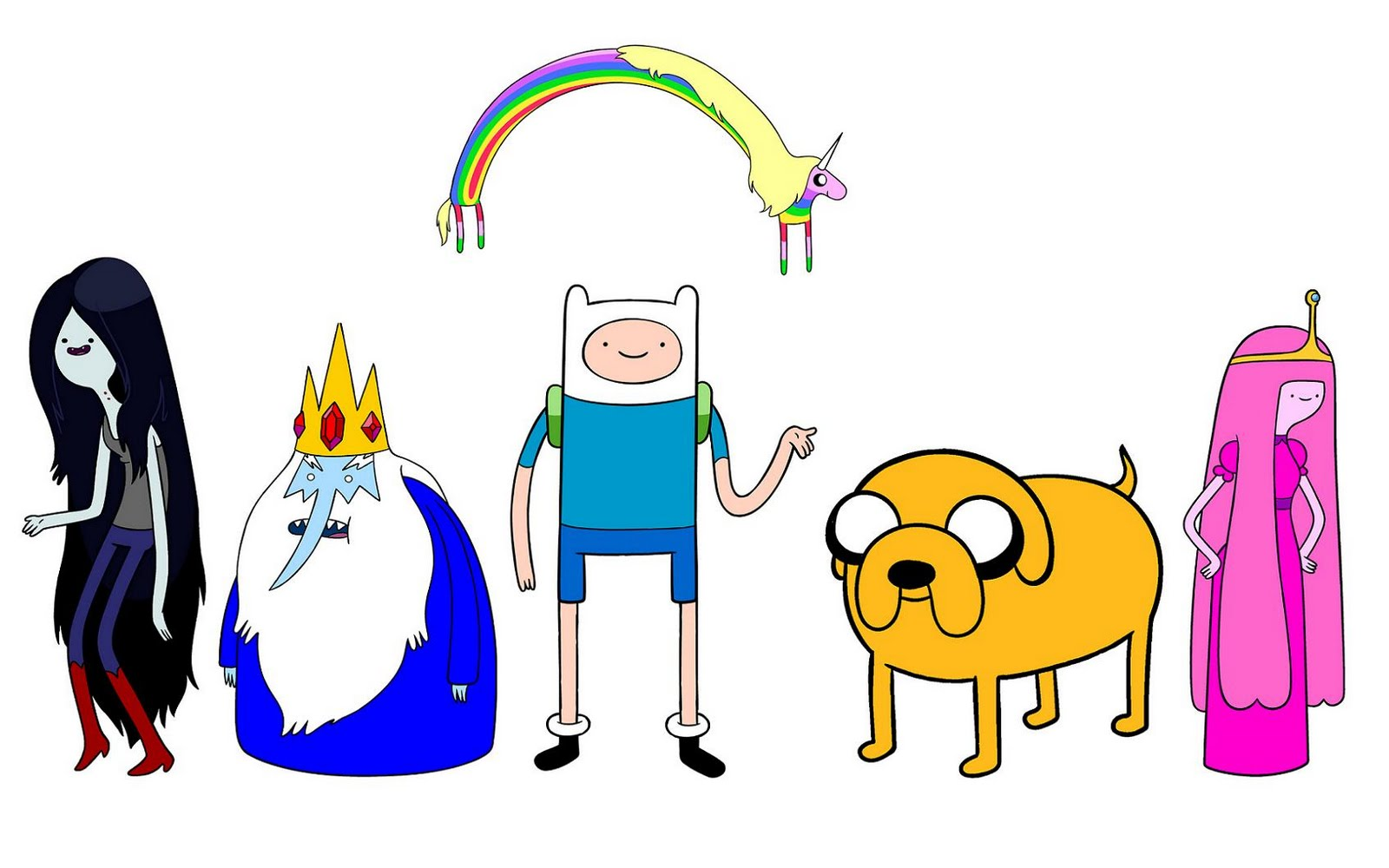 Adventure Time wallpaper 7