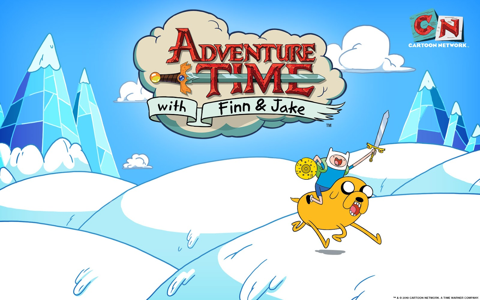 Adventure Time wallpaper 8