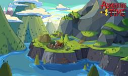 Adventure Time wallpaper 4