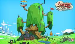 Adventure Time wallpaper 6