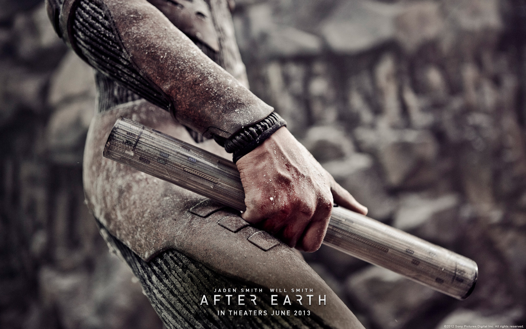 After Earth wallpaper 7