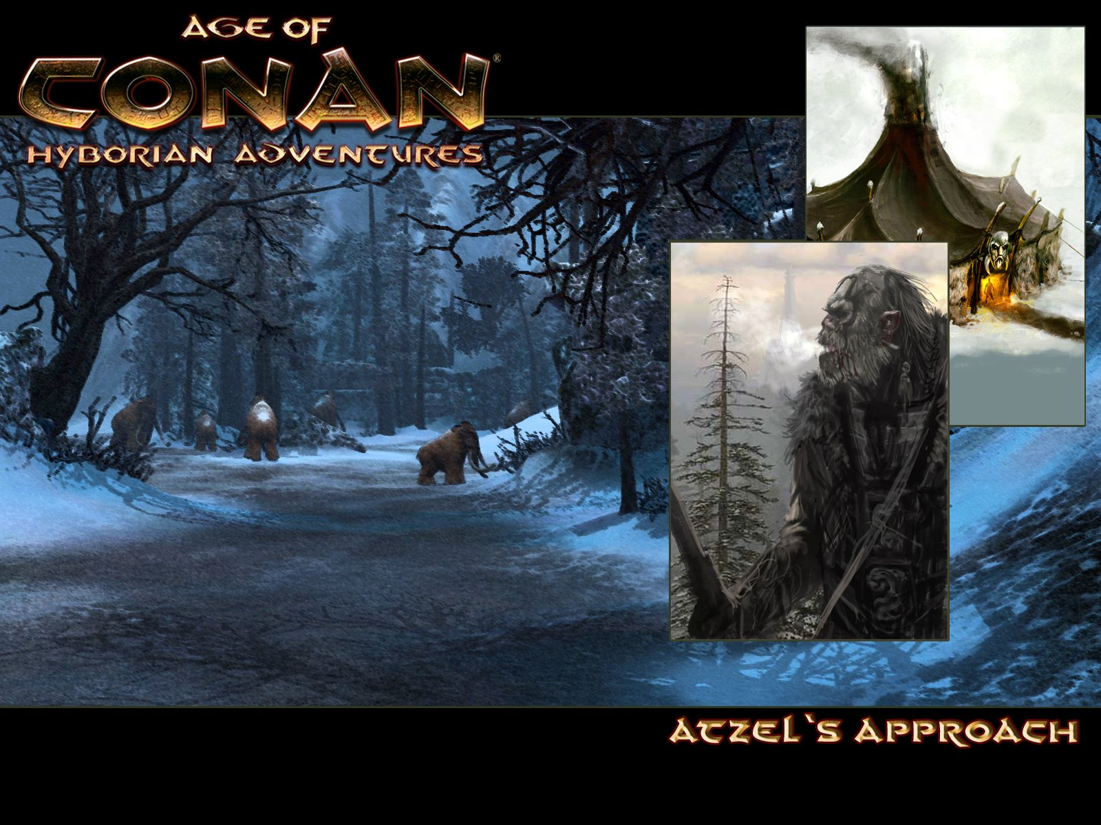 Age of Conan wallpaper 2