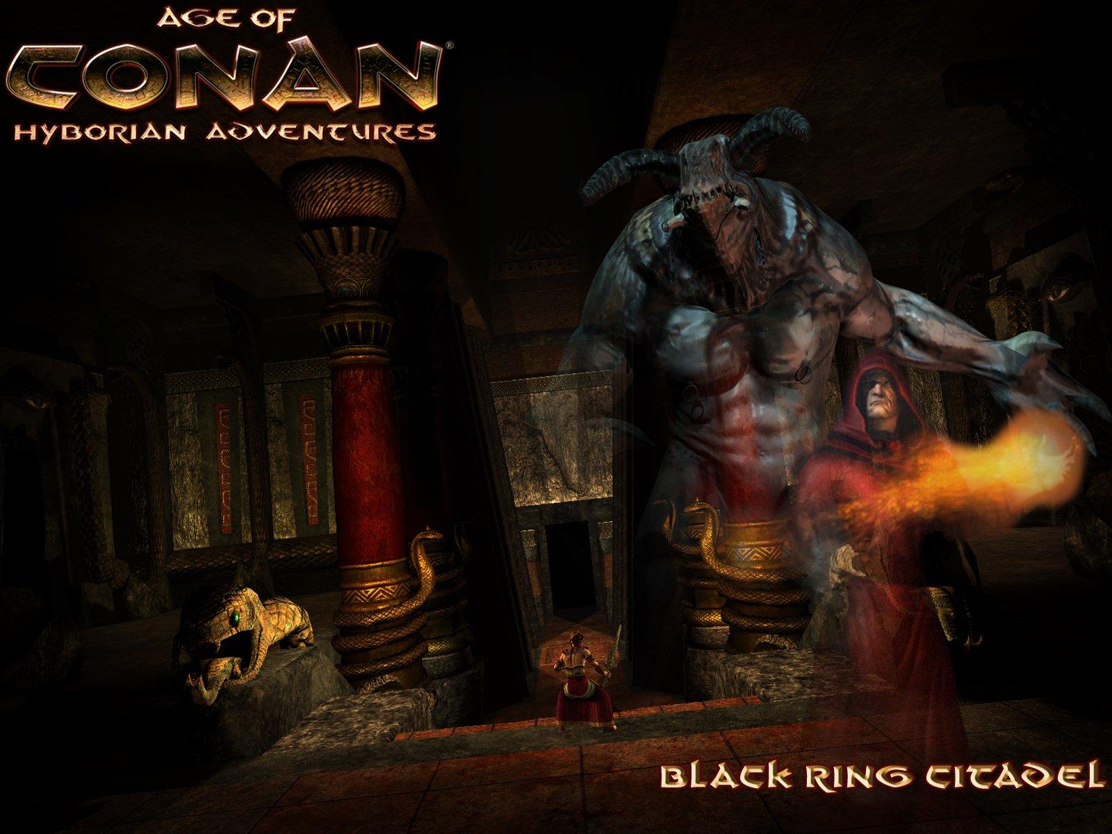 Age of Conan wallpaper 3