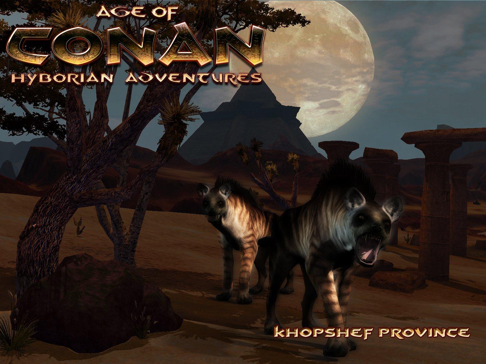 Age of Conan wallpaper 6