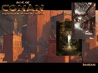 Age of Conan wallpaper 4