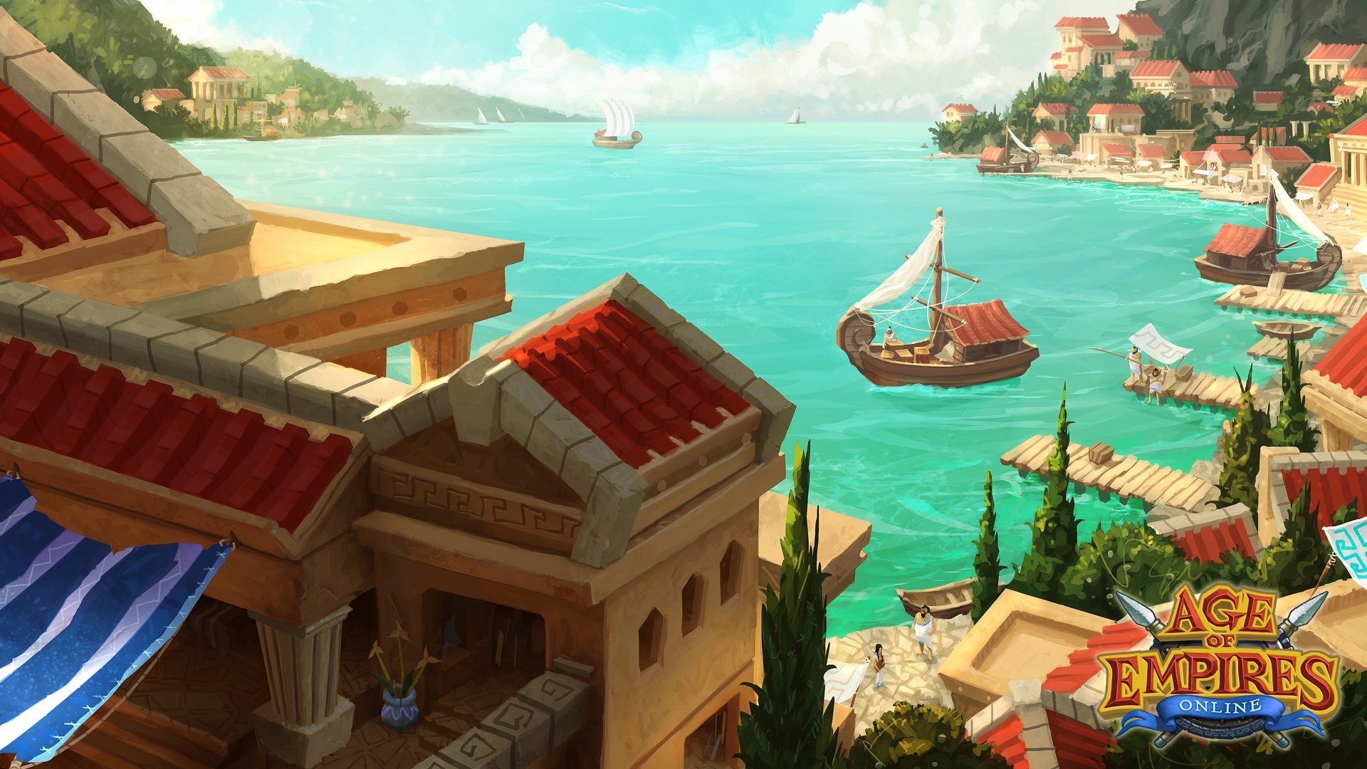 Age of Empires Online wallpaper 1
