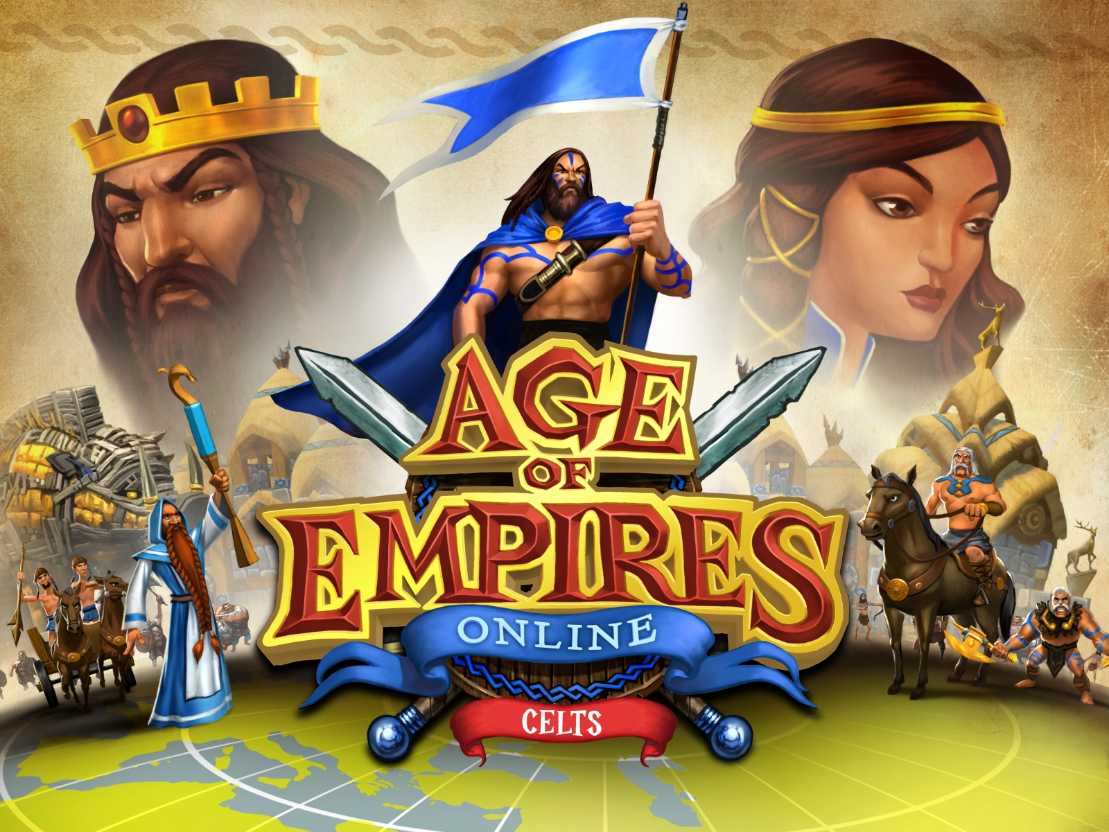Age of Empires Online wallpaper 7