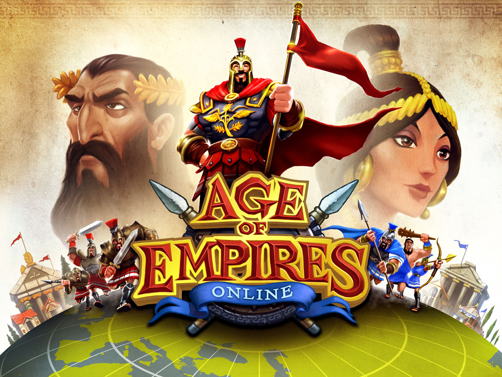 Age of Empires Online wallpaper 8