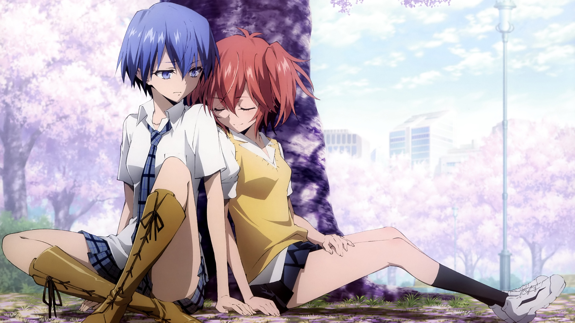Akuma no Riddle wallpaper 1