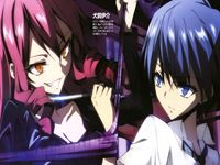 Akuma no Riddle wallpaper 6