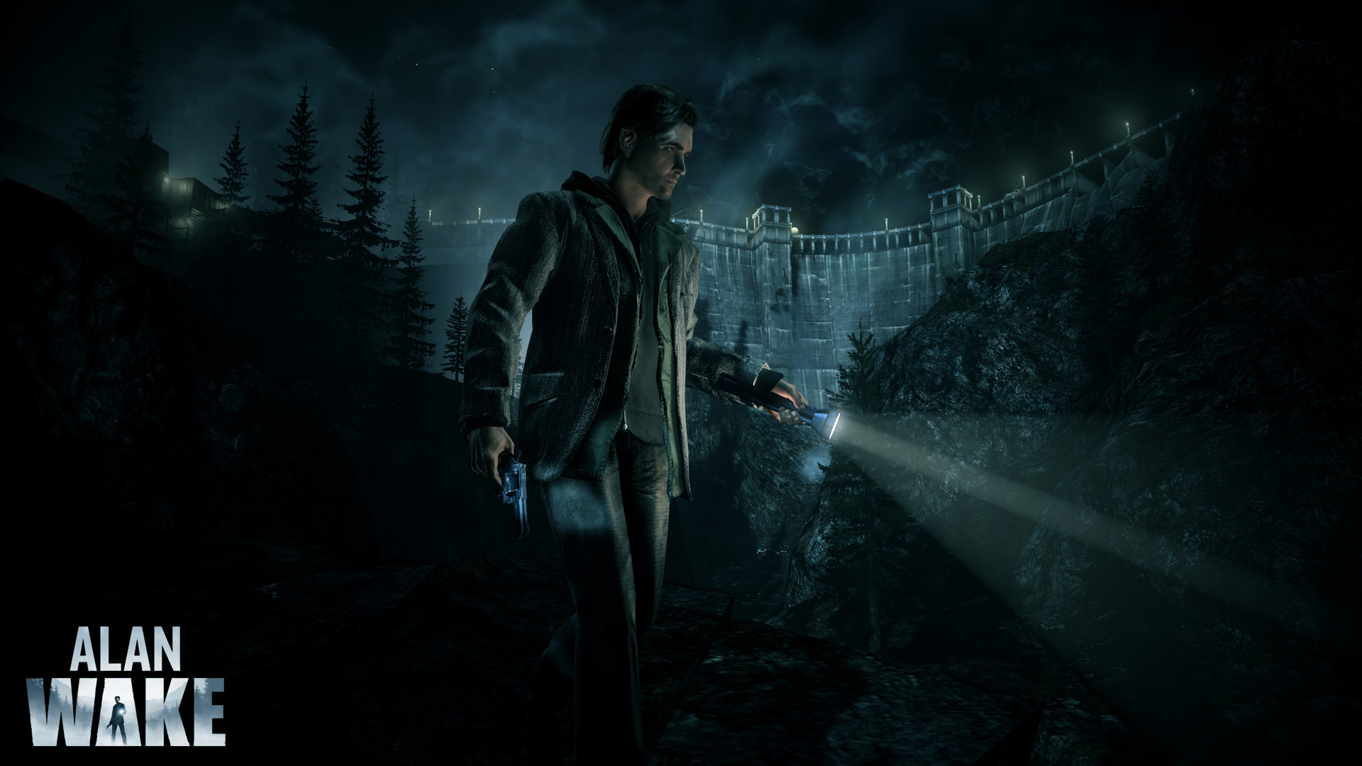 Alan Wake wallpaper 7