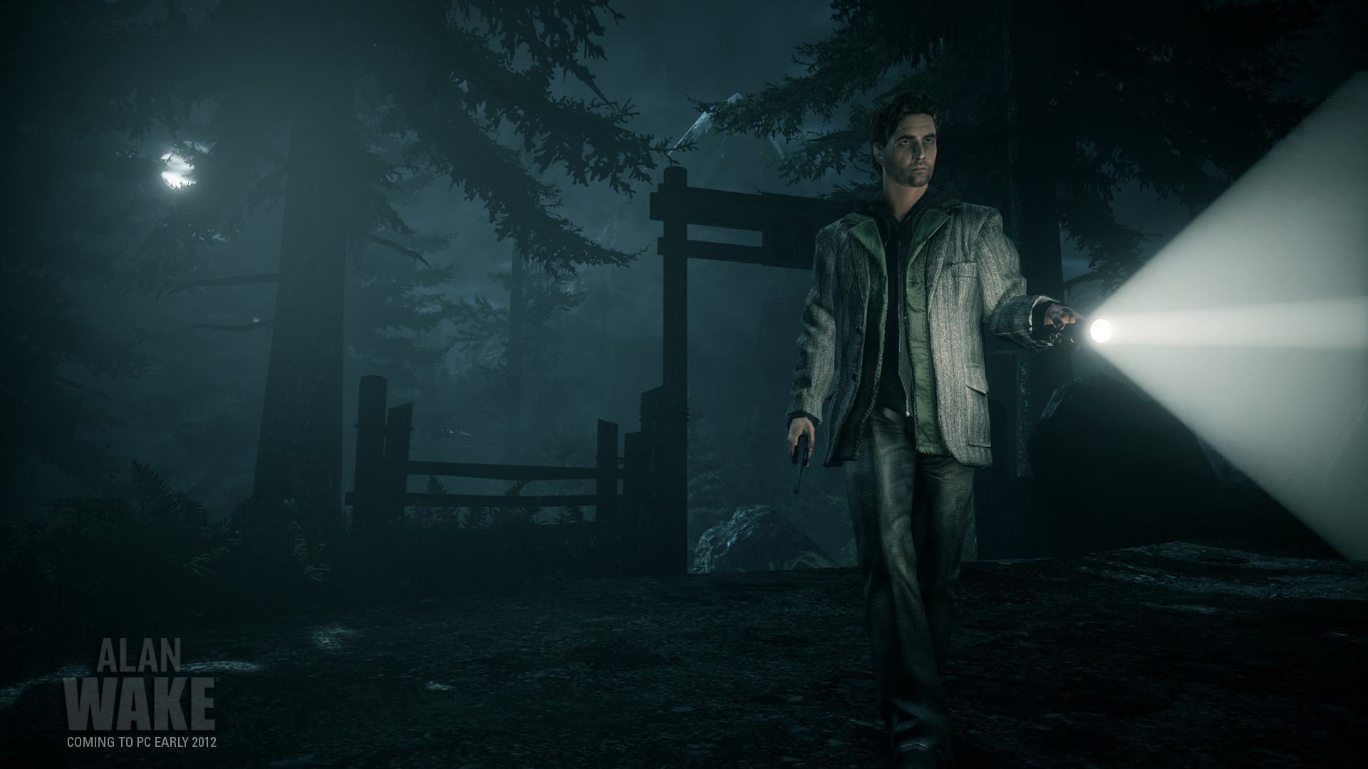 Alan Wake wallpaper 9