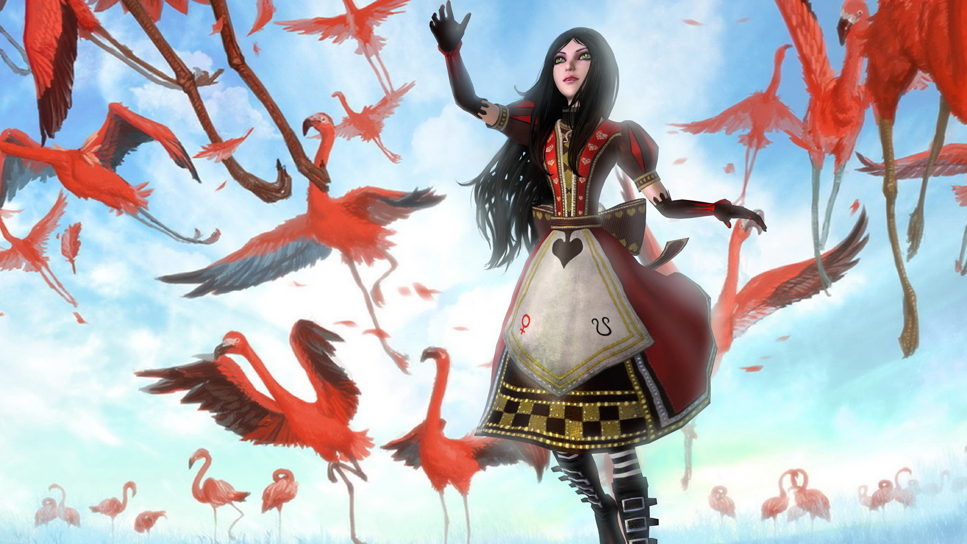 Alice Madness Returns wallpaper 1