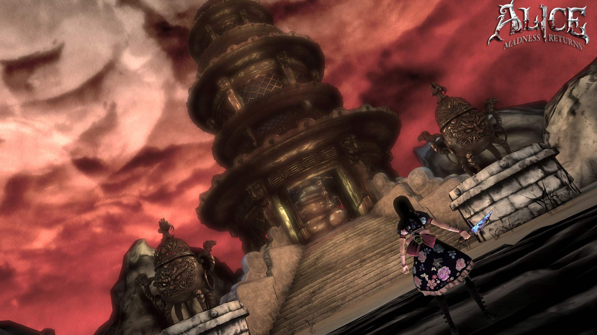 Alice Madness Returns wallpaper 3