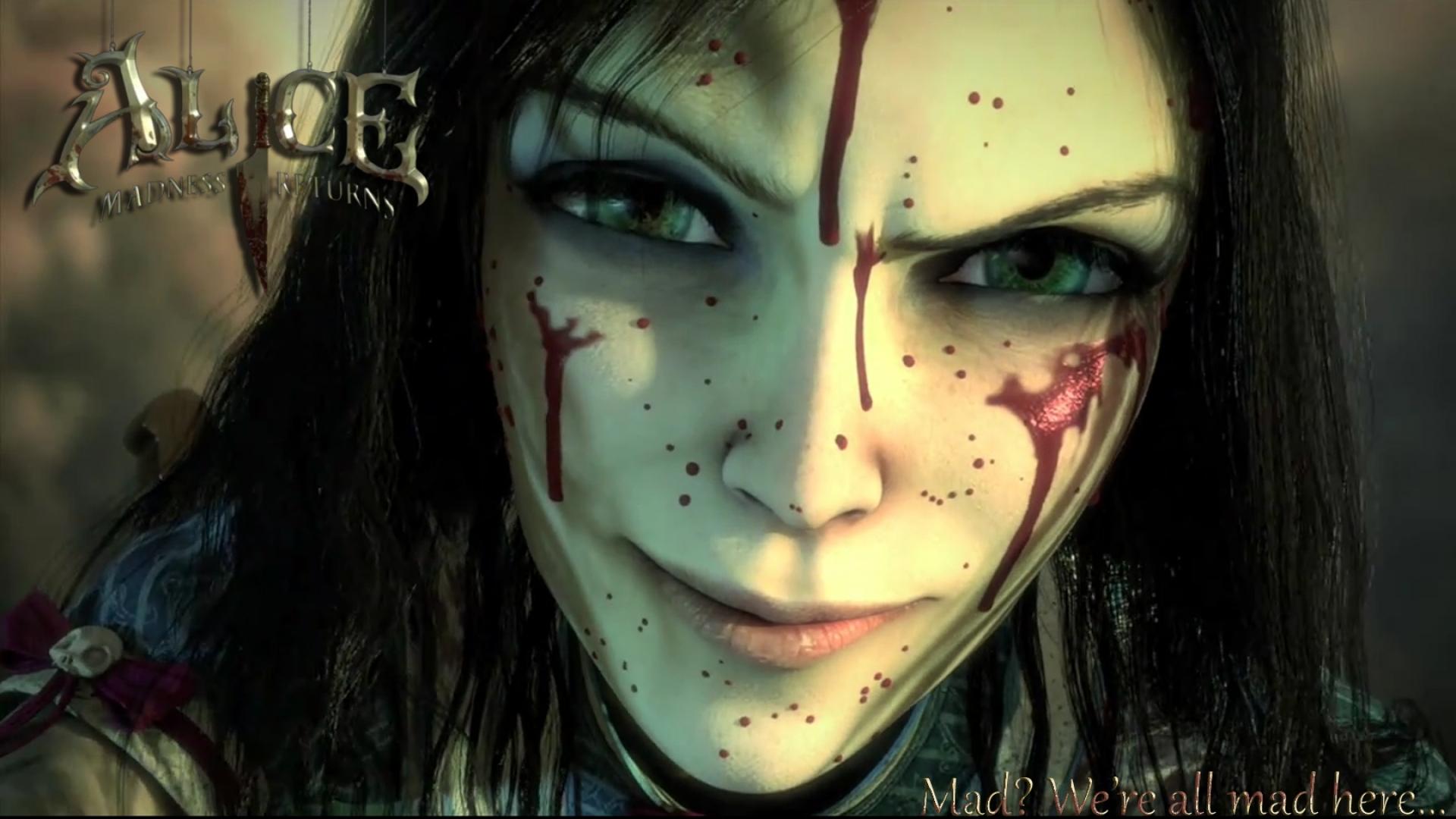 Alice Madness Returns wallpaper 6