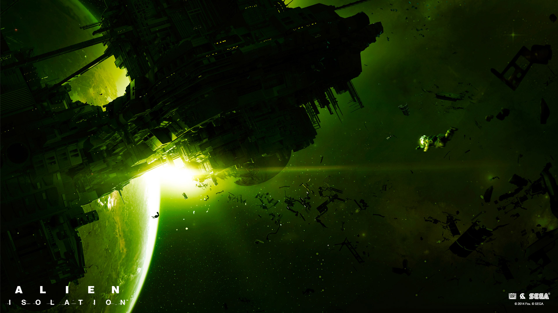 Alien Isolation wallpaper 1