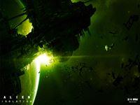 Alien Isolation wallpaper 1