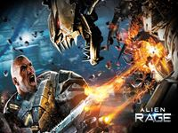 Alien Rage wallpaper 1