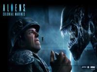Aliens Colonial Marines wallpaper 1