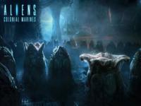 Aliens Colonial Marines wallpaper 10