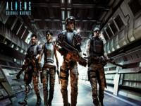 Aliens Colonial Marines wallpaper 11