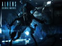 Aliens Colonial Marines wallpaper 6