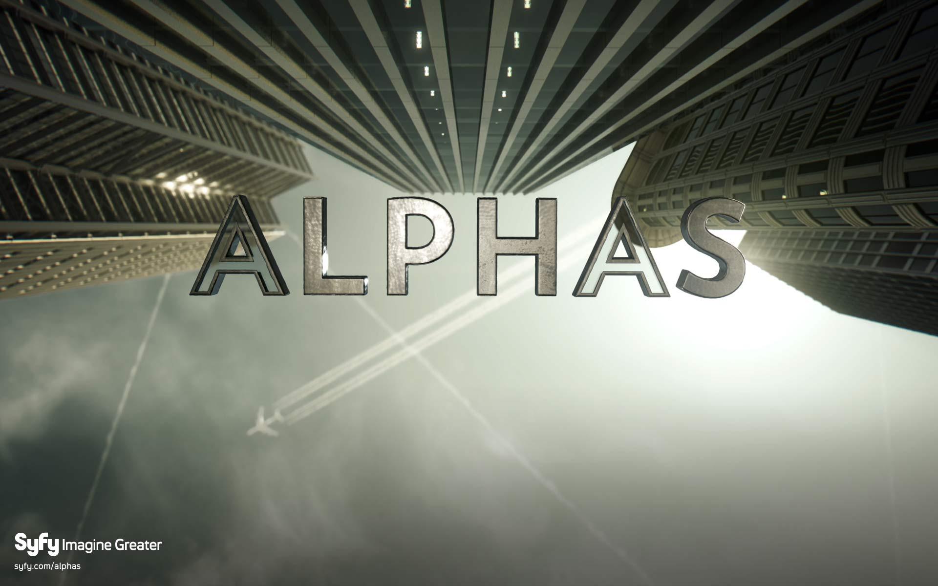 Alphas wallpaper 11
