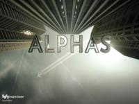 Alphas wallpaper 11