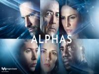 Alphas wallpaper 12