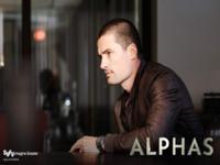 Alphas wallpaper 7