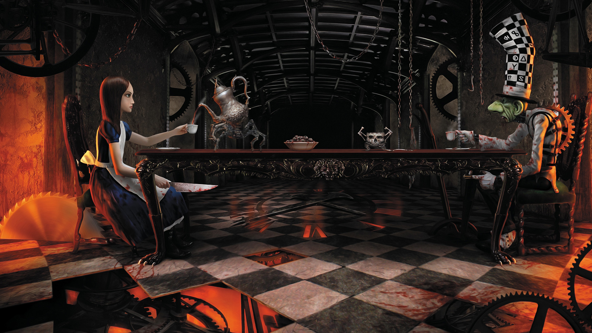 American McGees Alice wallpaper 2