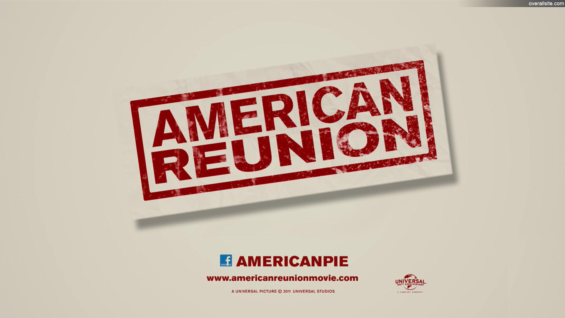 American Reunion wallpaper 12