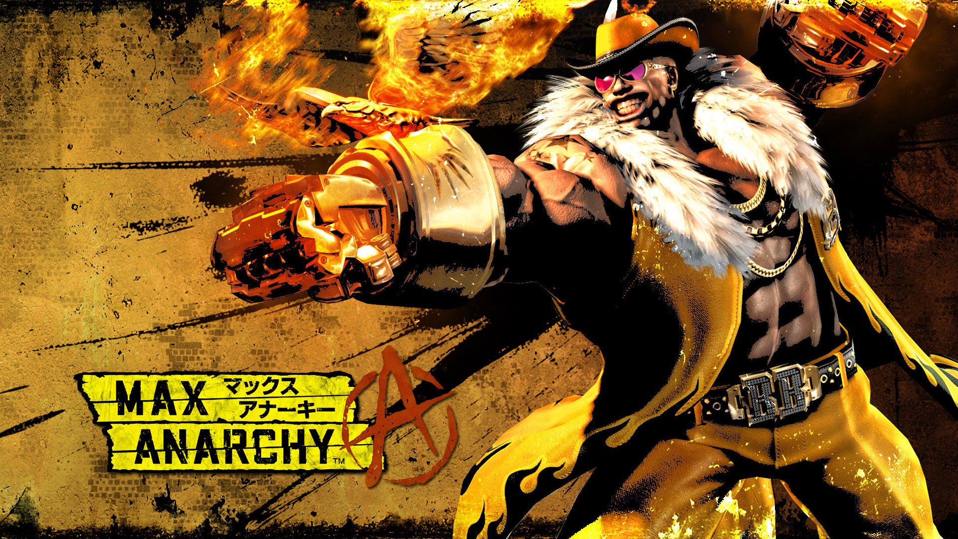 Anarchy Reigns wallpaper 1