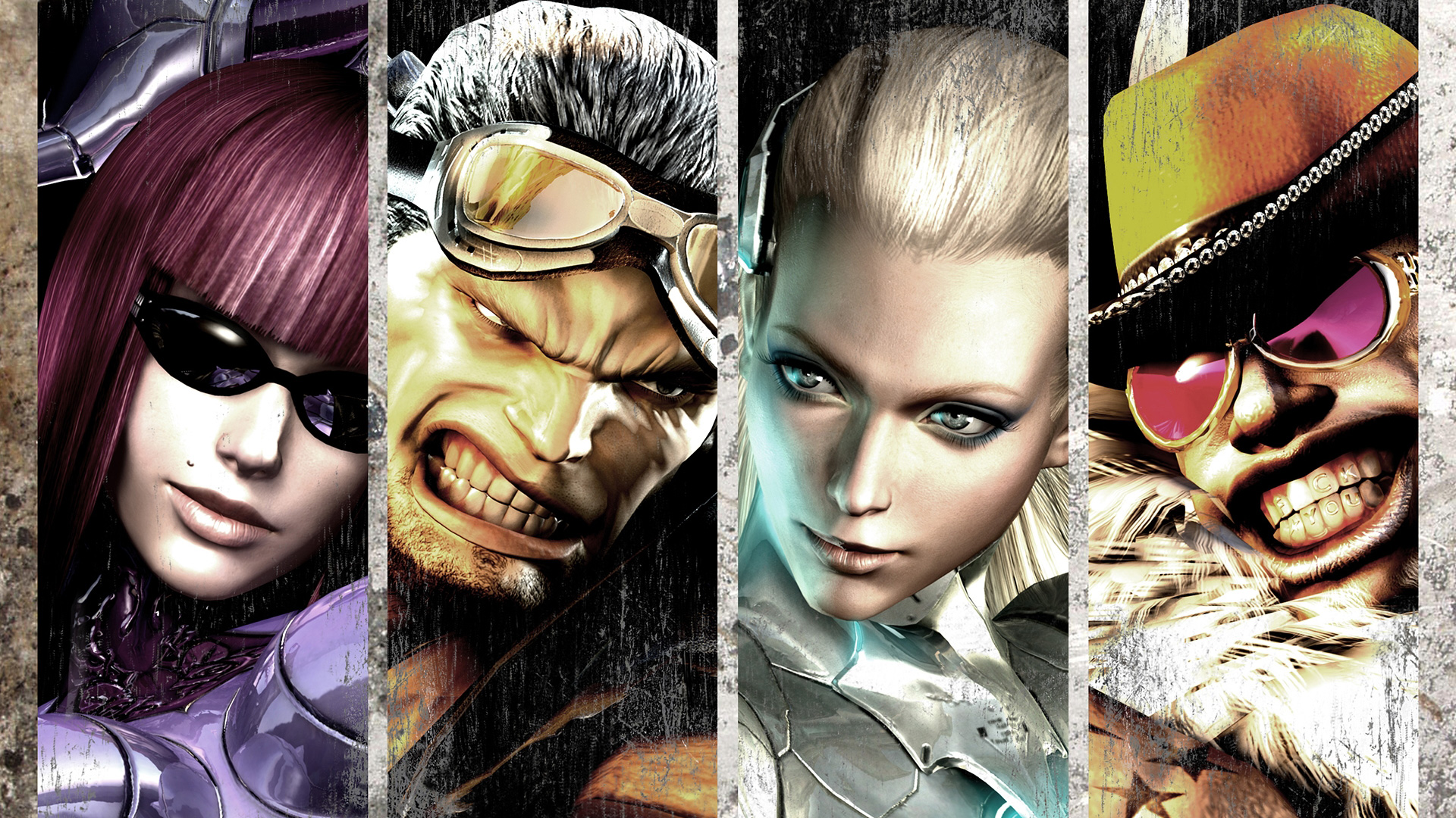 Anarchy Reigns wallpaper 10