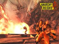 Anarchy Reigns wallpaper 11
