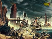 Anarchy Reigns wallpaper 3