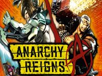Anarchy Reigns wallpaper 4
