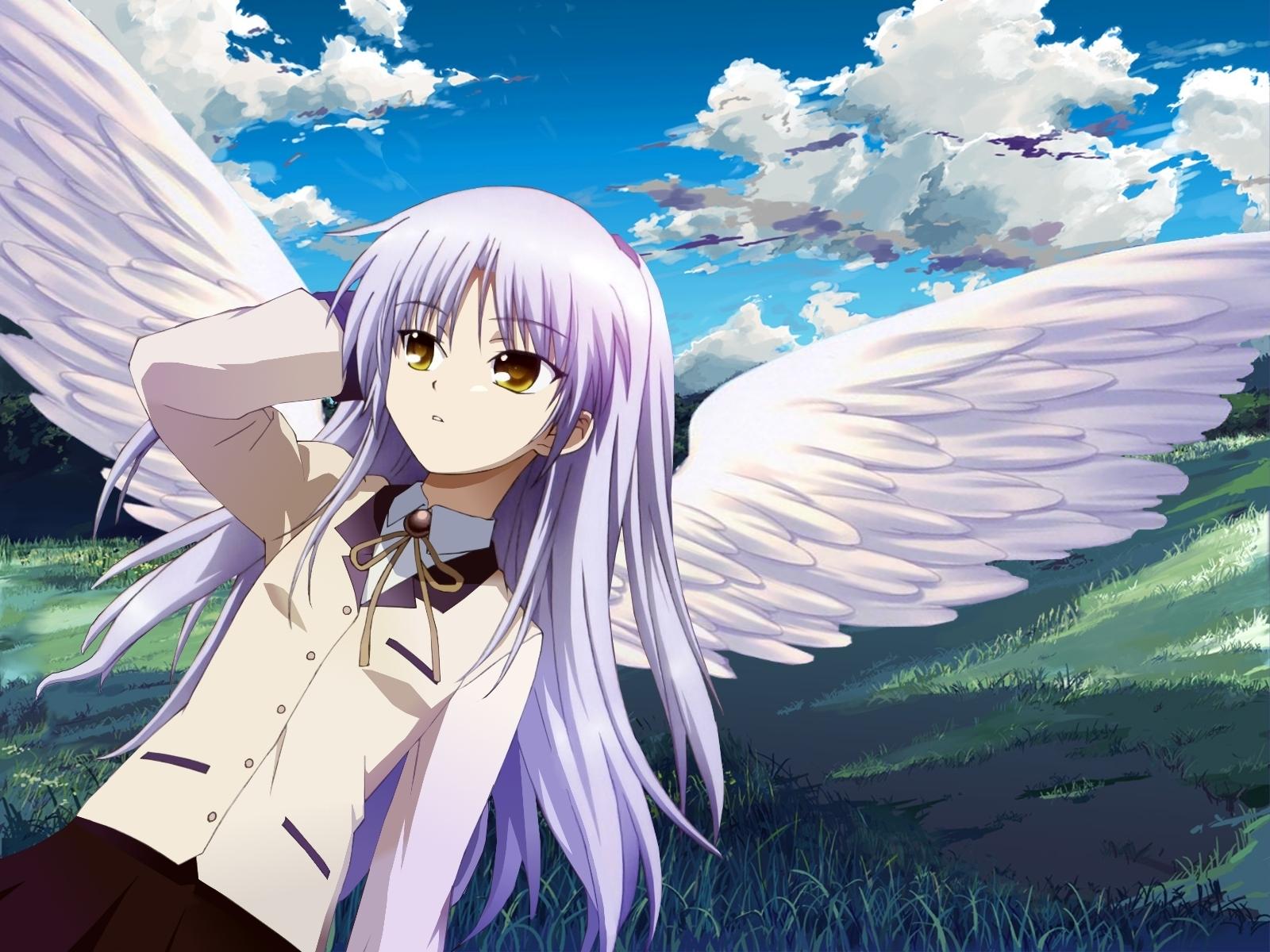 Angel Beats wallpaper 5